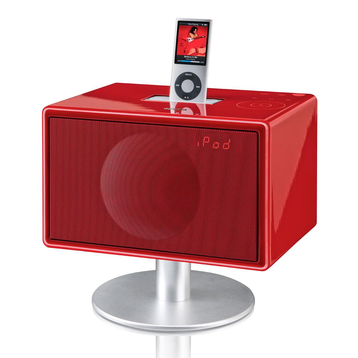 Afspil din musik med stil – iPod-dock fra GenevaSound