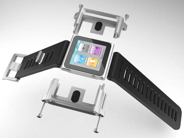 iPod Nano som ur