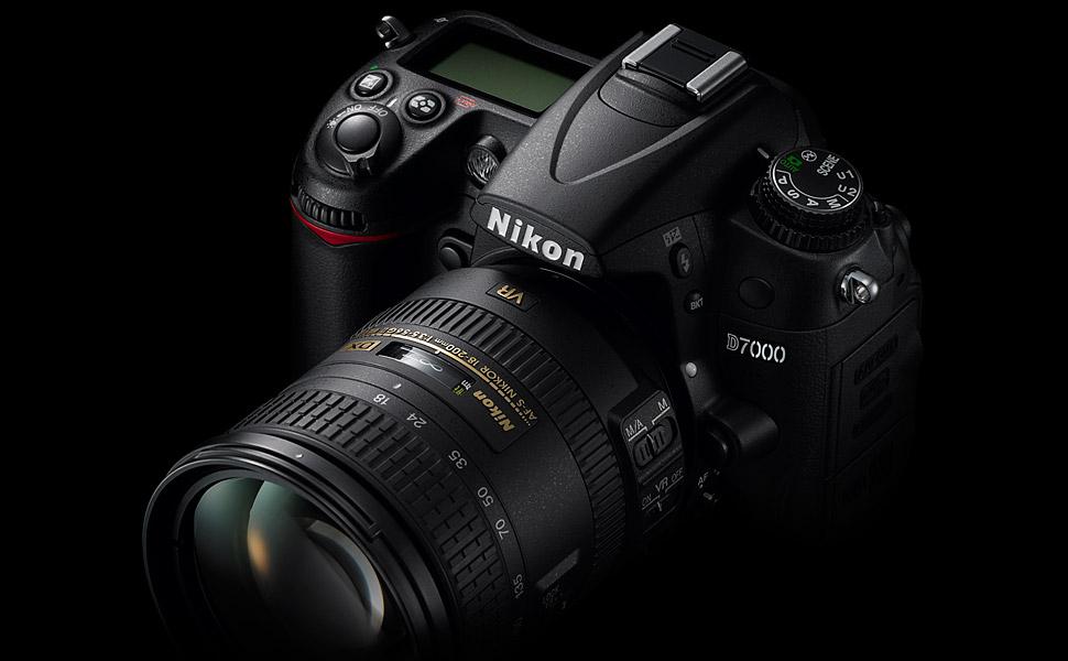 Nikons nye skud på stammen D7000