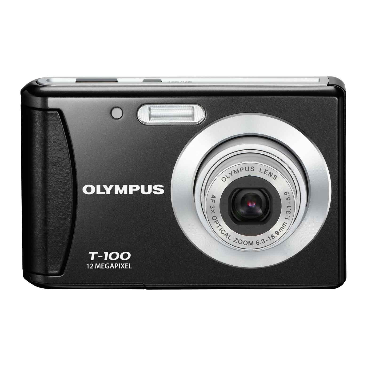 Lille smart kamera – Olympus T100