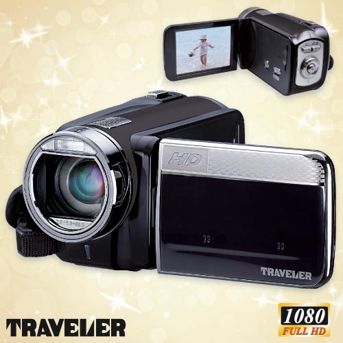 Digital HD Camcorder i Aldi