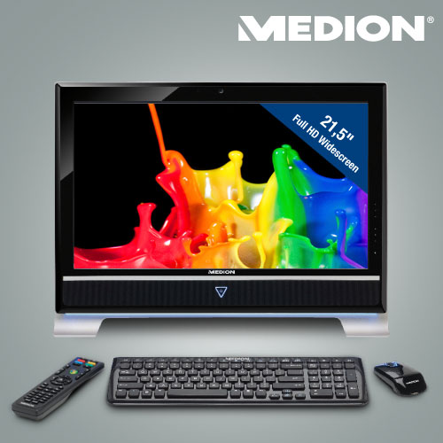 Multitouch multimedia pc i Aldi