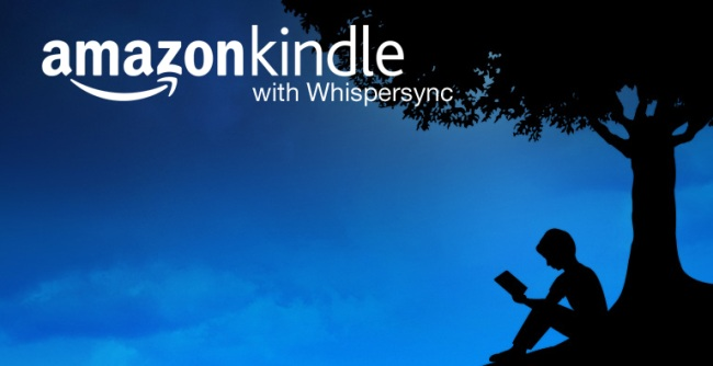 Amazonkindle App til iPad og iPhone