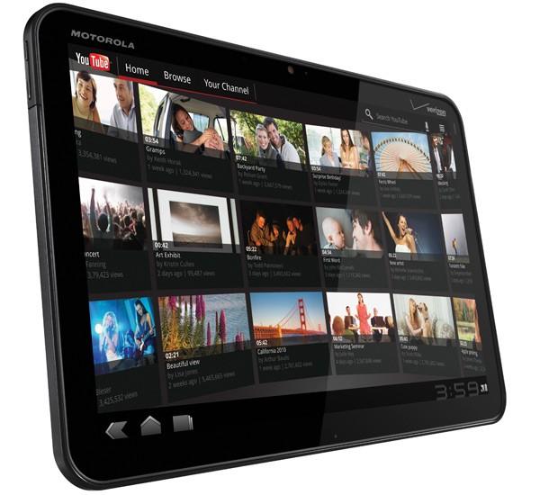 Motorola Xoom – kan den slå iPad?