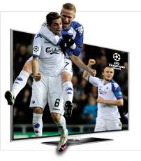 FCK vs Chelsea i 3D