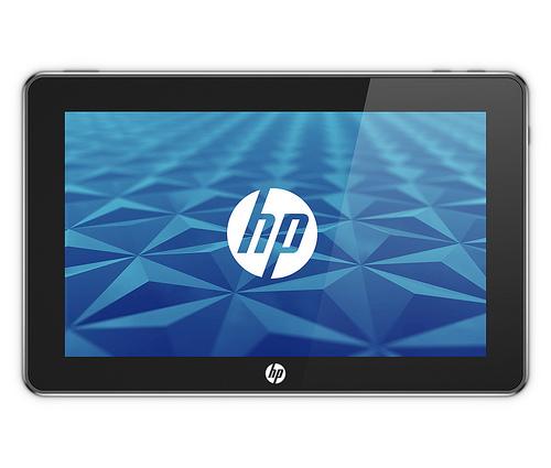 HP Slate 500 – endnu en tablet dog med Win 7 under hjelmen!