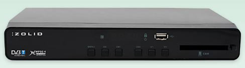MPEG-4 DVB-T digitalboks i Aldi