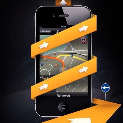 Gratis navigation til din iPhone
