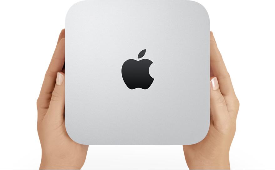 Rygte – opdateret mac mini i starten af august!