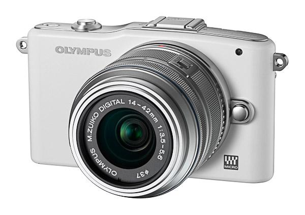 Nyt Pen kamera fra Olympus.
