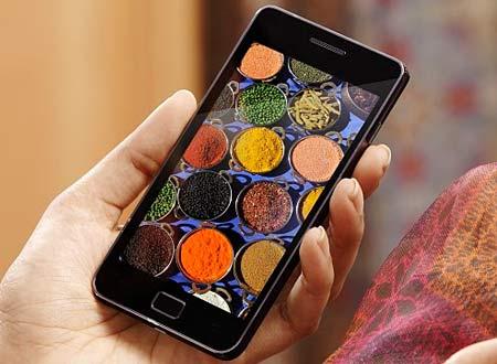 Kongen af smartphones (Android) – Samsung Galaxy S II