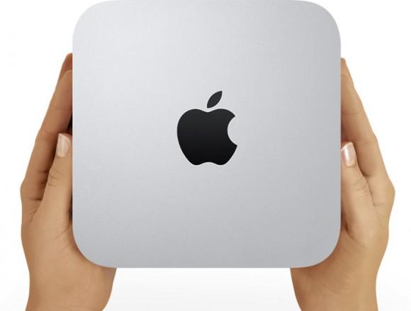 Mac mini version 2011 – nu uden optisk drev!