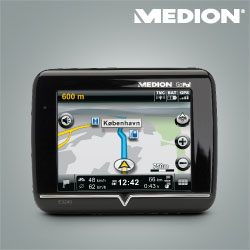 Billig GPS i Aldi kun kr. 799