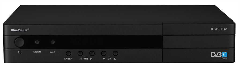 DVB-C MPEG4 boks i Bilka