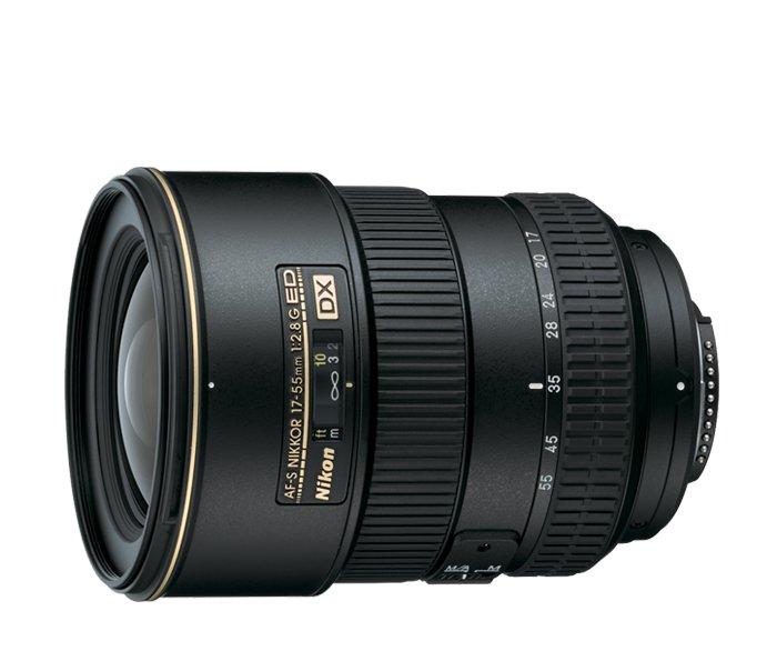 Det bedste i Nikon objektiver – 17–55mm f/2,8