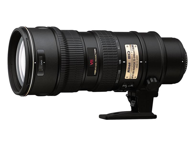 Nikon 70-200mm f/2,8 – lysstærkt kvalitets objektiv!