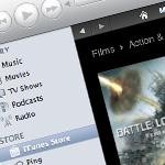 Lej eller køb film via iTunes Store