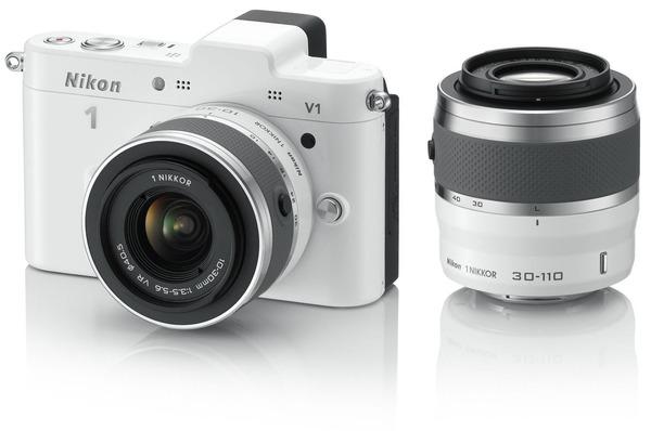 Nikon 1 V1 – mirrorless kamera fra Nikon