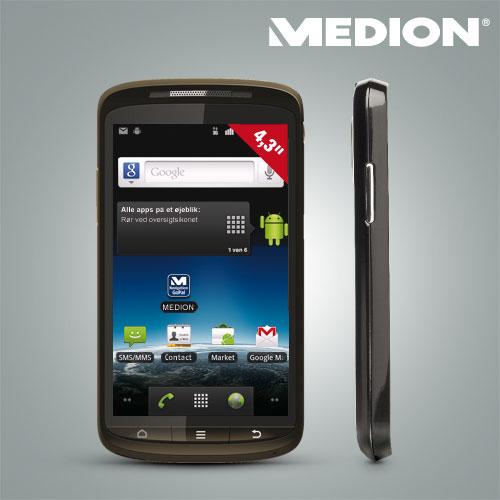 Billig Android smartphone i Aldi