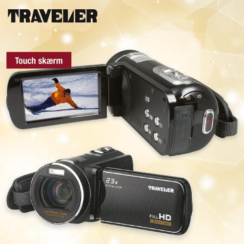 Digital Full HD Camcorder i Aldi