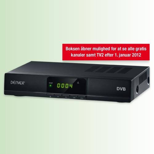 MPEG-4 DVB-T i Aldi fra 4. januar
