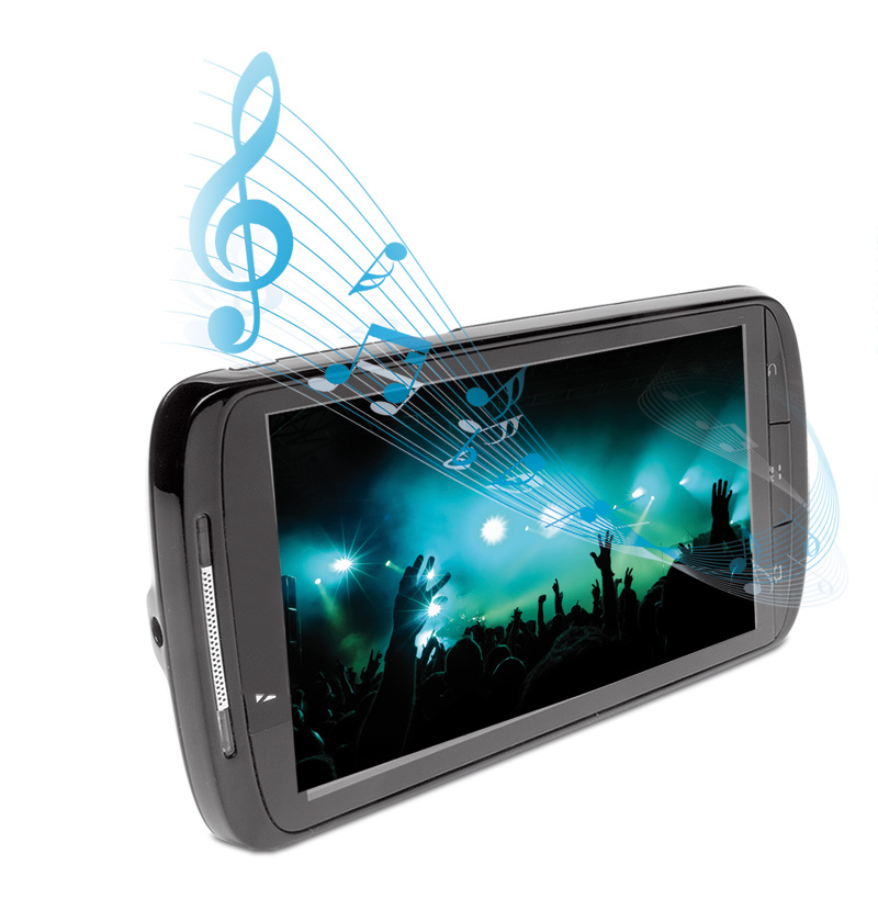 Billig smartphone i Aldi