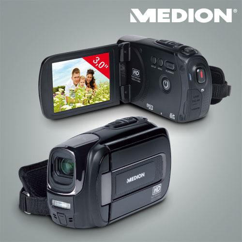 Billigt videokamera i Aldi