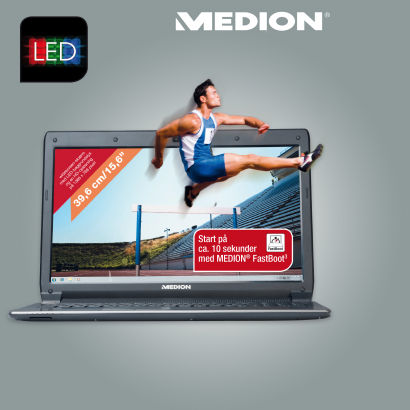 15,6″ notebook til kr. 3.899!